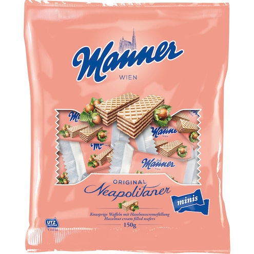 Manner Neapolitaner Minis