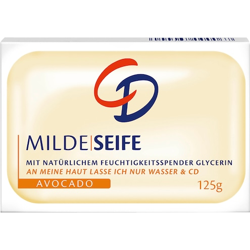 CD Milde Seife Avocado Bild 1
