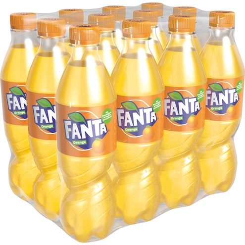 Fanta Orange Bild 1