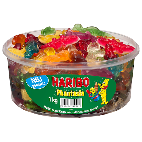 Haribo Snack Box Phantasia Bild 1