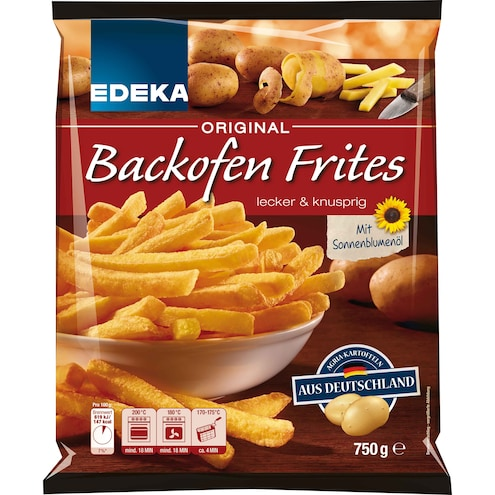EDEKA Backofen-Frites Original
