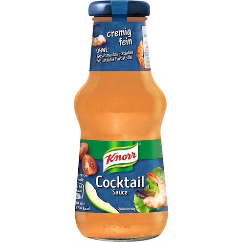 Knorr Schlemmersauce Cocktail