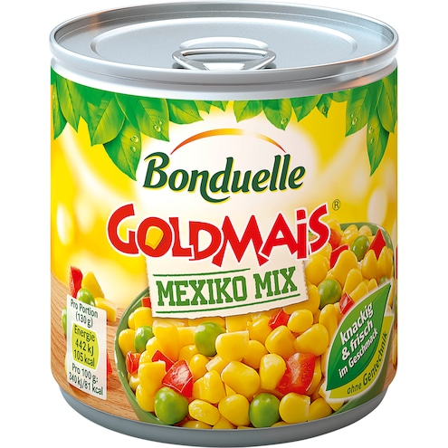 Bonduelle Goldmais Mexiko Mix Bild 1