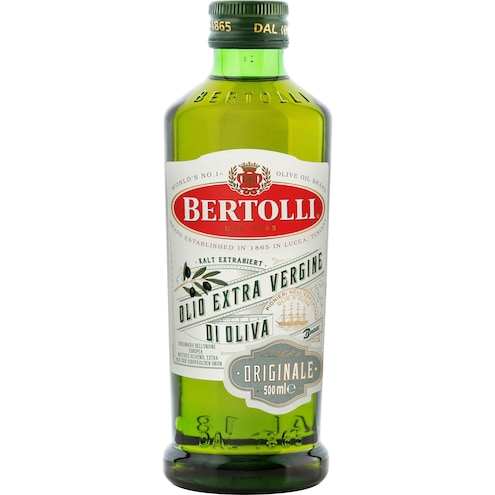 Bertolli Extra Vergine natives Olivenöl Bild 1