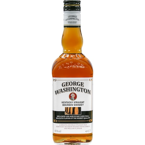 George Washington Bourbon Whiskey
