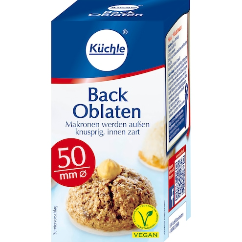 Küchle Back Oblaten