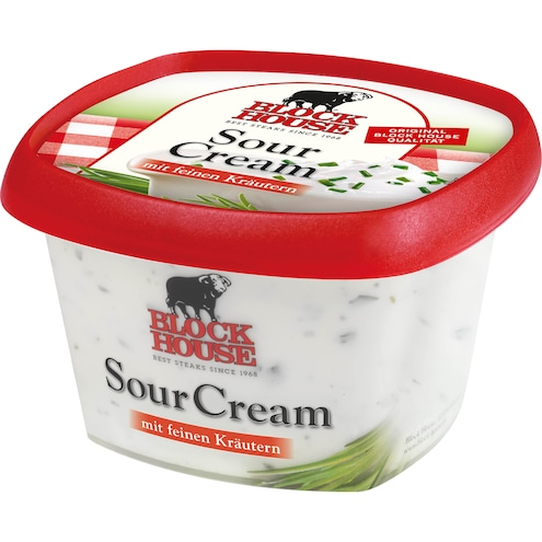 Block House Sour Cream Bild 1