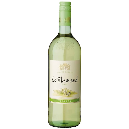 Le Flamand Vin de France blanc trocken