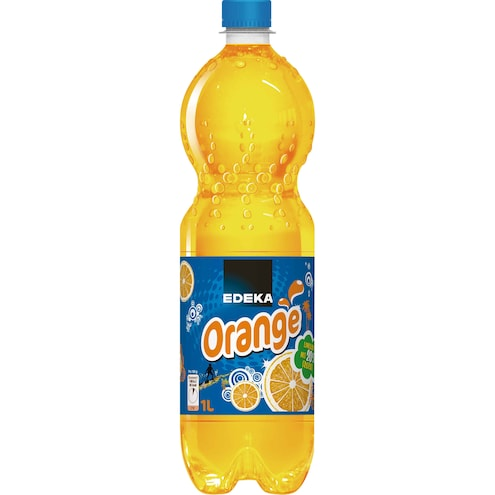 EDEKA Premium Limonade Orange
