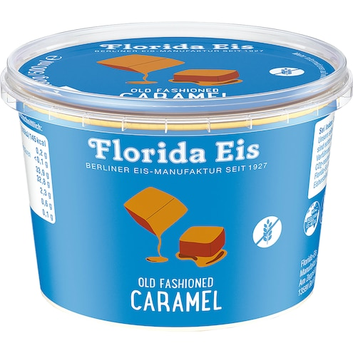 Florida Eis Old Fashioned Caramel Bild 1