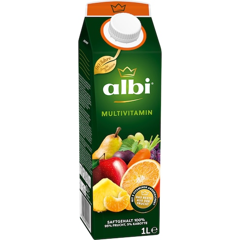 Albi Multivitaminsaft Bild 1