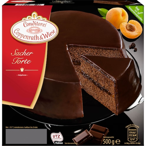 Coppenrath & Wiese Sacher-Torte Bild 1