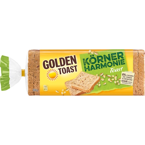 Golden Toast Körnerharmonie