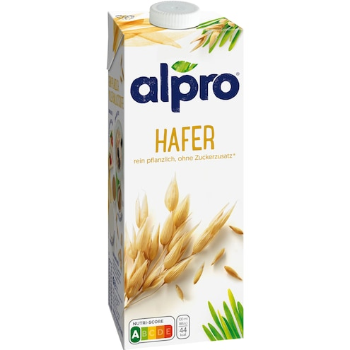 Alpro H-Hafer Drink Original Bild 1