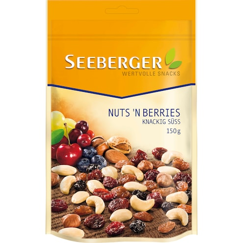 Seeberger Nuts 'n Berries Bild 1