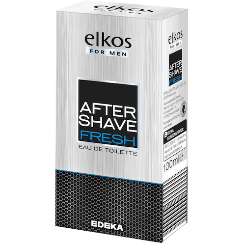 EDEKA elkos After Shave fresh