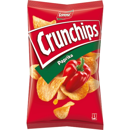 Crunchips Paprika Bild 1