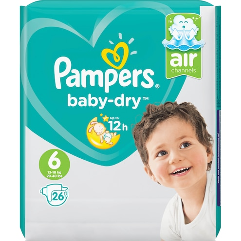 Pampers baby-dry 6