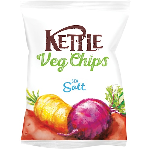 Kettle Vegetable Chips lightly salted