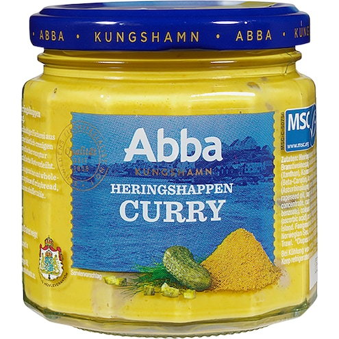 MSC Abba Hering Curry