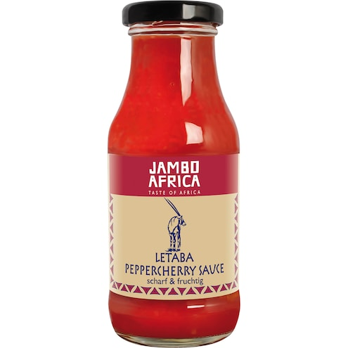 Jambo Africa Letaba Peppercherry Sauce