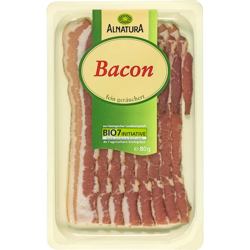 Bio Alnatura Bacon