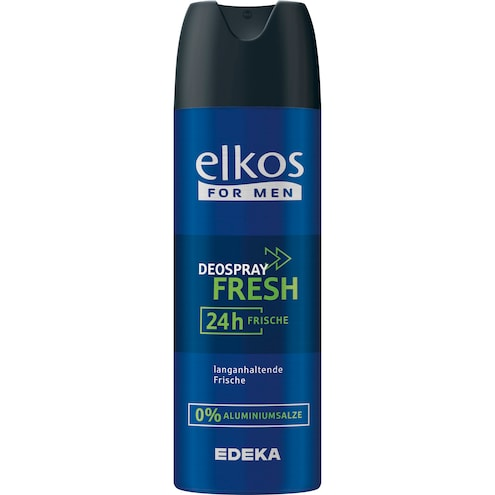 EDEKA elkos Deospray for Men Fresh