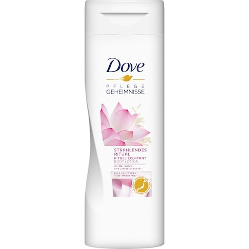 Dove Body Lotion Strahlendes Ritual