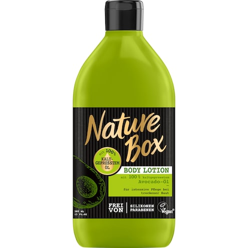 Nature Box Bodylotion Avocado