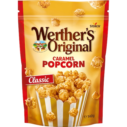 Werthers Original Popcorn Caramel