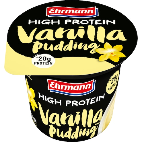 Ehrmann High Protein Pudding Vanille