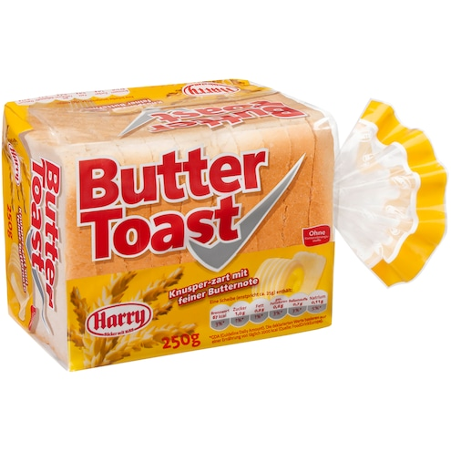 Harry Butter Toast Bild 1