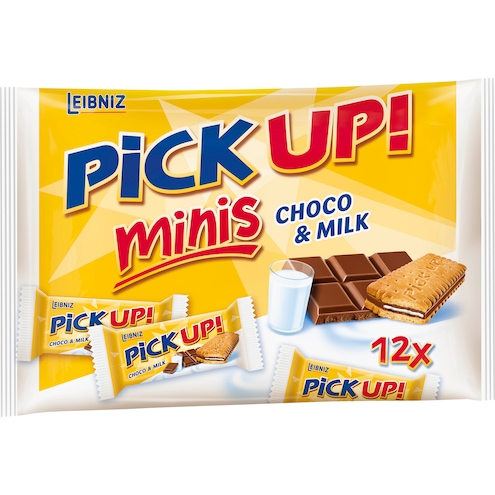 Leibnitz Pick UP Mini Choco&Milk