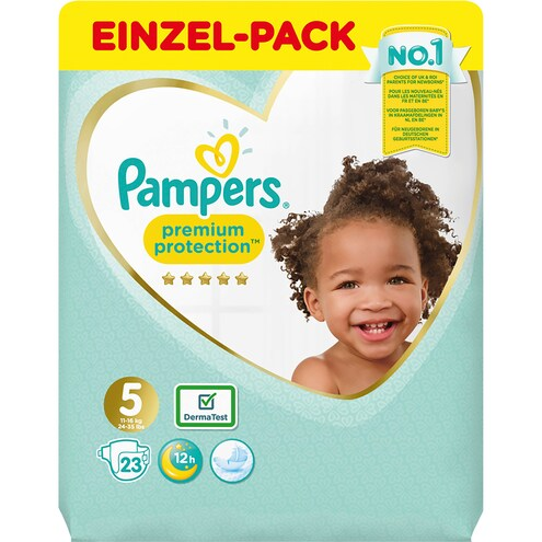 Pampers Premium Protection Windeln Gr.5 11-16kg
