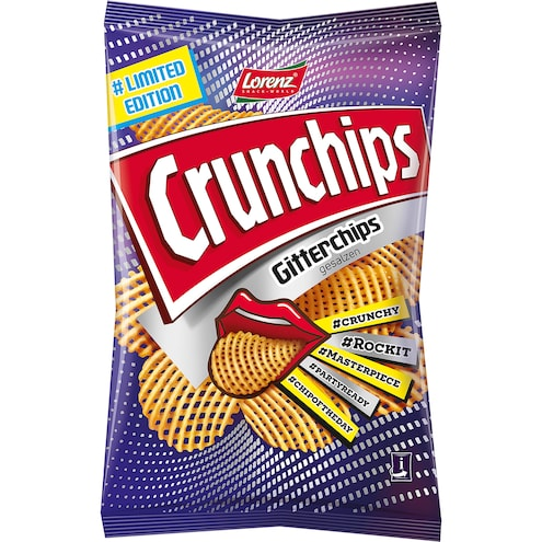 Crunchips Gitter