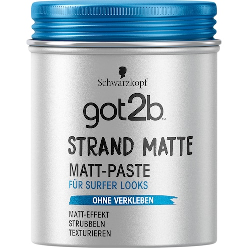 got2b Paste Strand Matte Surfer Look Matt Halt 3