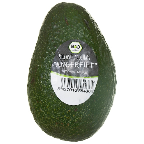 Bio Avocado Hass angereift