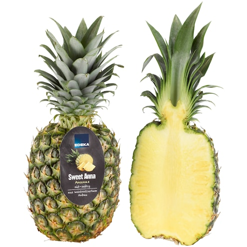 EDEKA Ananas super sweet