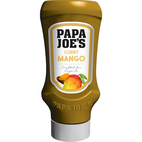 Papa Joe's Curry-Mango-Sauce