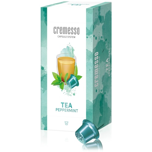 Cremesso Peppermint Tea