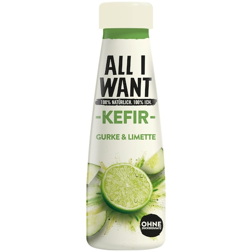 All I Want Kefir Gurke&Limette