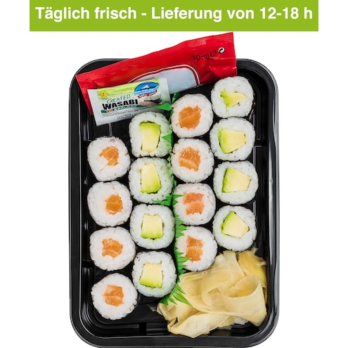 EatHappy Maki Mix Lachs Avocado L