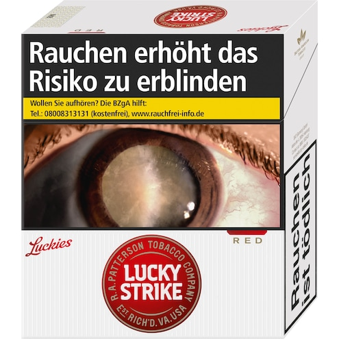 Lucky Strike Red Giga