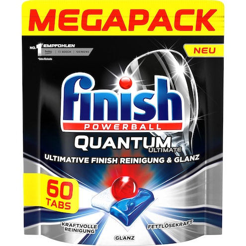 Finish Quantum Ultimate Regular 60 Tabs