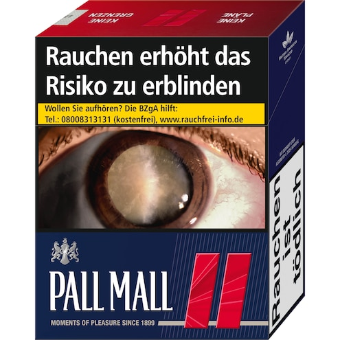 Pall Mall Red Giga XP