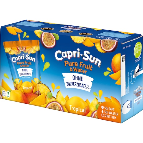 Capri-Sun Pure Tropical