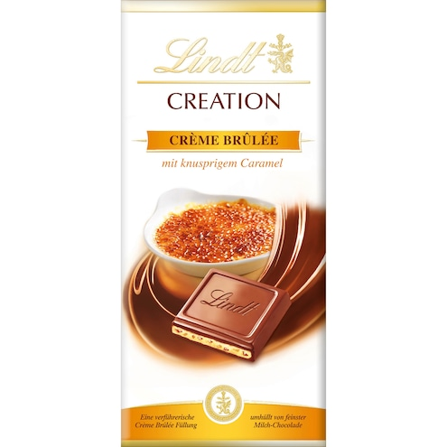 Lindt Creation Creme Brulee