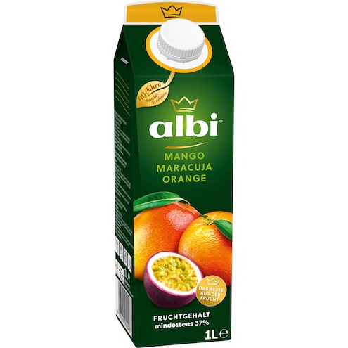 Albi Mango-Maracuja-Orange Bild 1