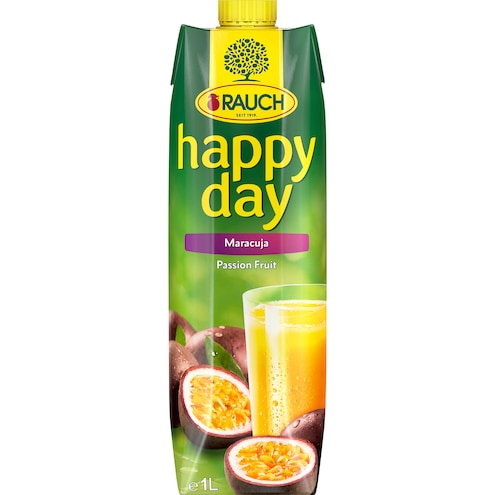 Rauch Happy Day Maracuja Passion Fruit Bild 1