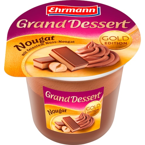 Ehrmann Grand Dessert Nougat Bild 1